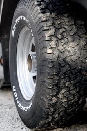 32 heavy duty off-road tyres
